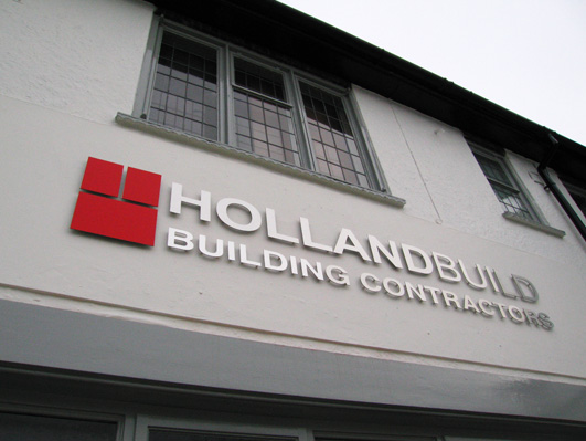 Holland building