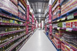 Bestway Tottenham launch new depot with category management.