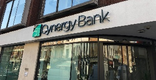 Cynergy bank launch new external signage across three sites.
